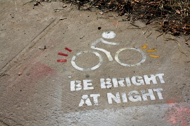 brigh-at-night-cyclist