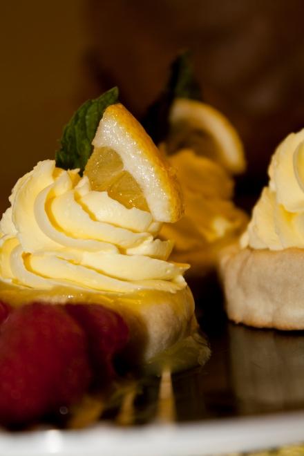 lemon-tartlets